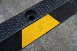 do localizador de borracha da roda da segurança de tráfego do bujão do carro do bujão da roda de 1650mm bujão visível elevado da roda do estacionamento