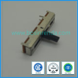 Potentiomètre linéaire de la glissière 10k des fournisseurs 30mm 45mm 60mm d'usine, potentiomètre coulissant droit 10k 100k 20k