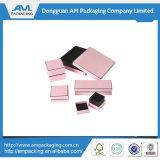 Выполненная на заказ коробка ящика бумаги подарка коробка свечки плоского пакета упаковывая для вахты или кольца