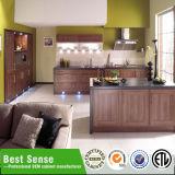 جيّدة إحساس منزل إستعمال [كيتشن كبينت] تضمينيّة خشبيّة مع صوان [كونترتوب]