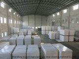 Лист пены PVC консервации жары с белым /Grey