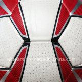 يطبع علامة تجاريّة أحمر أثر قديم رسميّة حجم [تبو] جلد نيلون جرح يرقّق كرة قدم