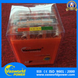 Ermäßigter direkter Verkauf von der Fabrik-Gel-Motorrad-Batterie-Fertigung 5ah12V