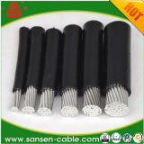 0.6/1kv-3.6/6kv de Leider /PVC van het koper of van het Aluminium isoleerde ElektroKabel
