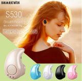 Mini Bluetooth écouteur sans fil de S530 V4.1, écouteur de Bluetooth de sport, écouteur sans fil de Bluetooth d'écouteur avec la MIC pour l'iPhone