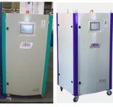 Desidratação plástica da máquina do secador da matéria- prima