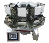 Система автоматической сосиски вися с Weigher Multihead