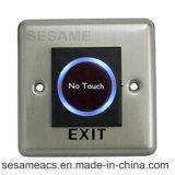 Tecla infravermelha da porta do toque da indução do aço inoxidável (SB70T)
