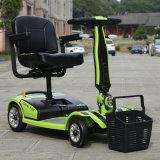 Dos vespa clásica del ciclomotor eléctrico interurbano de la vespa del Ce 60V 800W de las vespas de la movilidad del asiento/motor eléctrico 60 voltios