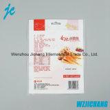 Selo de calor impresso personalizado Saco de vácuo plástico de embalagem de alimentos