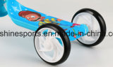 工場子供のための3車輪が付いている1つのペダルの蹴りのスクーターに付き安い子供のスクーター2つ