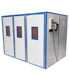 販売のための自動家禽のデジタル定温器のふ化場機械