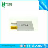 201030 3.7V 43mAh curvaron las baterías curvadas polímero de la batería/del litio