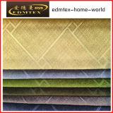 In reliëf gemaakt Fluweel 100% de TextielStof van de Polyester (EDM5152)