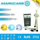 Coche del poder más elevado de Markcars que enciende la linterna auto del LED
