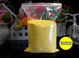 petit sac refermable clair en plastique remplaçable du blocage pp de fermeture éclair d'emballage