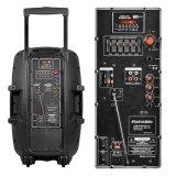 電池が付いているBluetoothの強力な携帯用再充電可能な実行中のスピーカー ---F22L