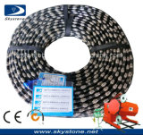 Diamond Wire Saw voor Marble Cutting