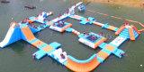 Самая новая вода лета конструкции 2017 Toys игра, раздувной плавая парк воды для озера (J-воды park-02)