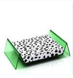 Base acrilica meravigliosa del cane/gatto del progettista