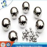 5/32 '' 3/16 '' 3/8 '' 5/8 '' de esfera de aço macia de carbono g1000 para o rodízio e as rodas