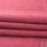 Tessuti di cotone e delle lane con la mano molle nel colore rosso