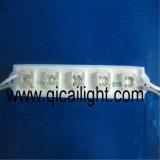 Módulo impermeable 3LED/PCS del RGB LED