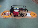 Rociador portable de la potencia del motor de gasolina para la irrigación de Agricutural