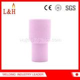 53n60L TIG Alumina van de Toorts van het Lassen de Lange Uitrusting van de Lens van het Gas