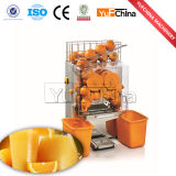 Presse-fruits orange automatique d'acier inoxydable