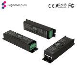 12V 144W RGB LED Strip Controller, IP20 RGB Contrôleur DMX avec FCC Ce RoHS