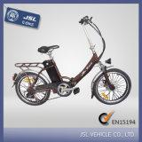 2016 vélo se pliant de type 20 de batterie Li-ion multicolore bon marché de pouce 250W (JSL039ZL-7)