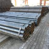 API 5L ASTM A53 Tubería ERW BS1387 Negro de acero con aceite oxidado anti