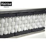 Trilho de guia linear plástico do rolo da tira de desgaste do polietileno de Hairise