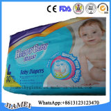 Baby-Windel-Hersteller der Ghana-Mutter-Ba Good Absorption Disposable