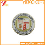 カスタムロゴ(YB-LY-C-11)の金属の記念品の挑戦硬貨
