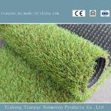 さまざまな様式のサッカー競技場の草のカーペット