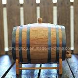 5L, 10L, 50L, baril de vin américain du chêne 100L