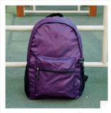 O saco Foldable da pele do curso ao ar livre portátil Waterproof o saco do estudante da trouxa do curso