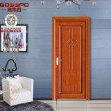 Puerta del marco de madera del dormitorio de la ingeniería para la venta (GSP8-022)