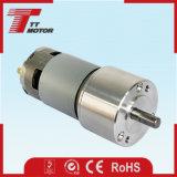 RoHS/CE 6V, 12V, motor elétrico da engrenagem da C.C. 24V com codificadores