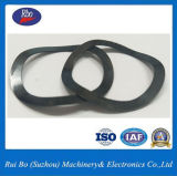 DIN137波のスプリングウオッシャーまたは圧力洗濯機または機械装置部品