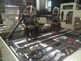 Hochgeschwindigkeits (doppeltes) Leitungsseiten-Dichtung/der untere Dichtungs-Beutel aussondern, der Maschine herstellt