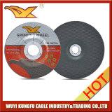 金属のためのT27製造、高品質の落ち込んだ中心の粉砕車輪またはInox