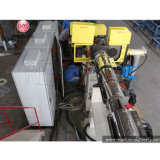Stadien des HDPE Film-zwei, die Maschine aufbereitend pelletisieren