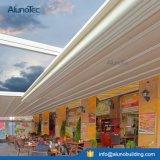 ألومنيوم [برغلا] ظلة مع آليّة [بفك] سقف