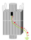 Conduvtive FIBCの適用範囲が広い中間バルクコンテナ