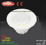 Illuminazione Downlight del LED Downlight LED tre anni di garanzia (2700-6500K)