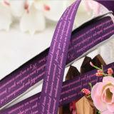 Сверните больше импортированной тесемки сатинировки цветов