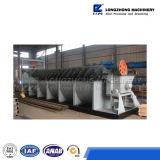 中国の石造りの生産ライン螺線形の砂の洗濯機